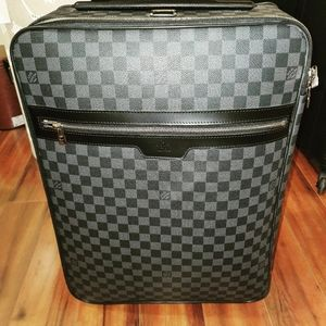 Louis Vuitton Bags - Louis Vuitton Damier Graphite Pegase 45